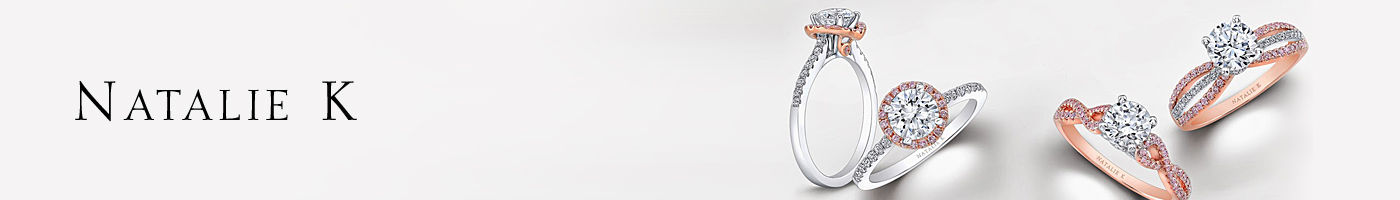 Natalie K Engagement Rings - Browse Now – Authorized