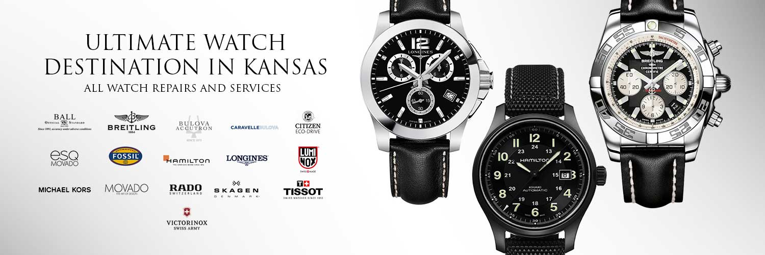 Ultimate Watch Destination In Kansas