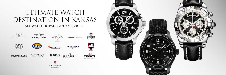 Ultimate Watch Destination In Kansas